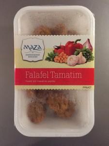 Tamatin falafel Maza