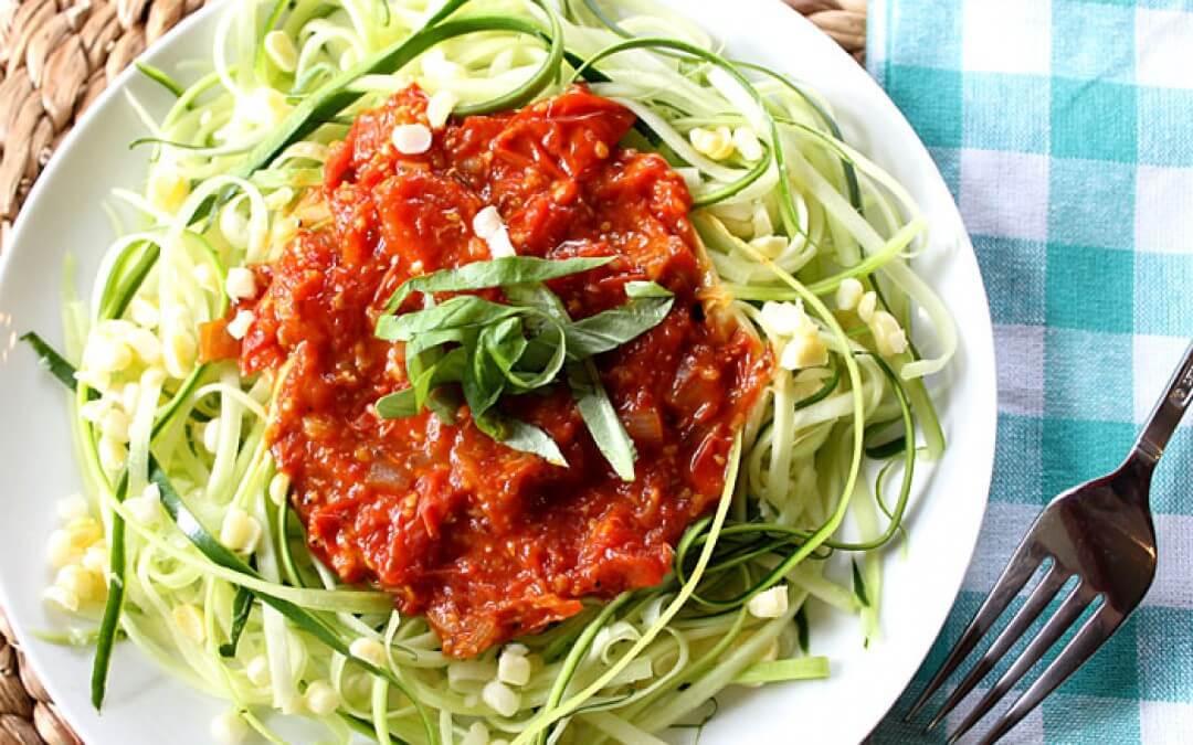 Raw Food: diner recepten