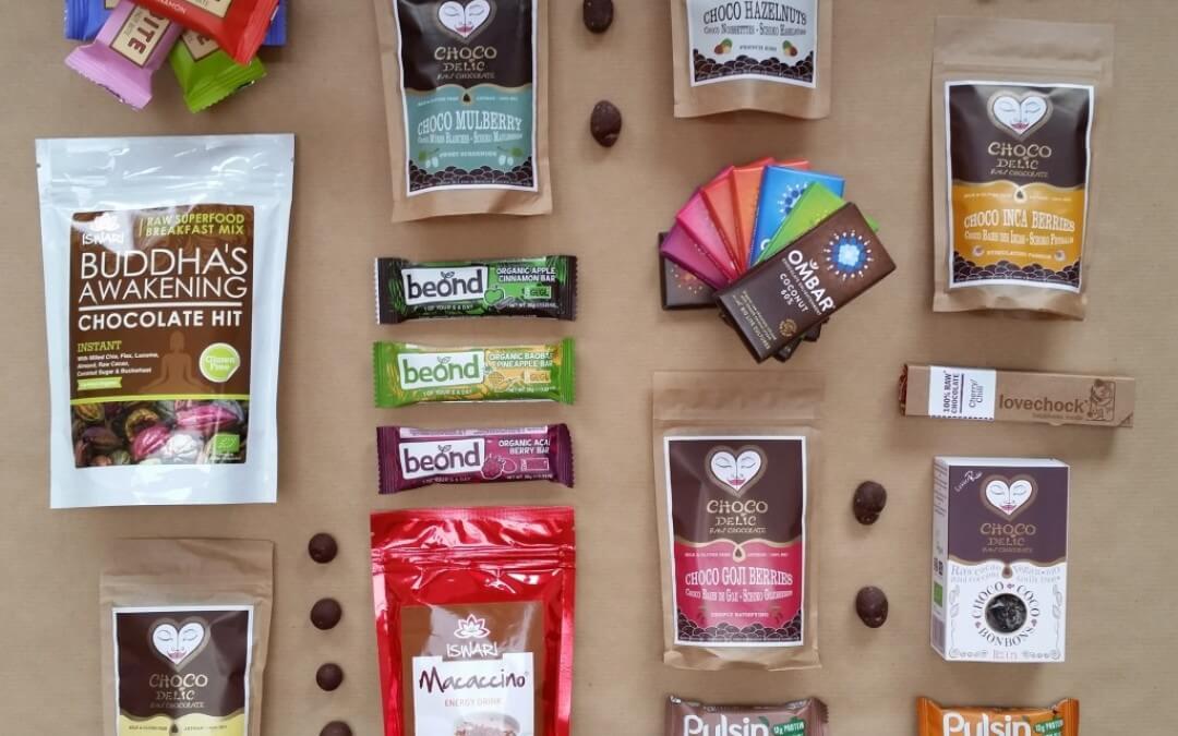 Raw Food: Chocodelic