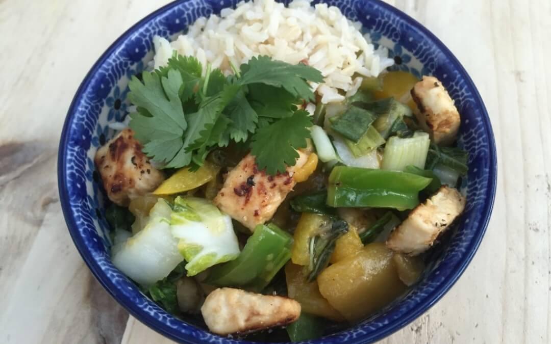 Aziatische keuken echt lekker wokken recept - Keuken wereld thuis ...