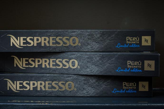 Nespresso Peru Secreto