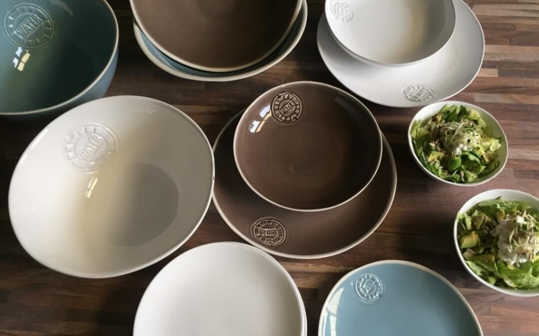 Bowls and Dishes: feest servies