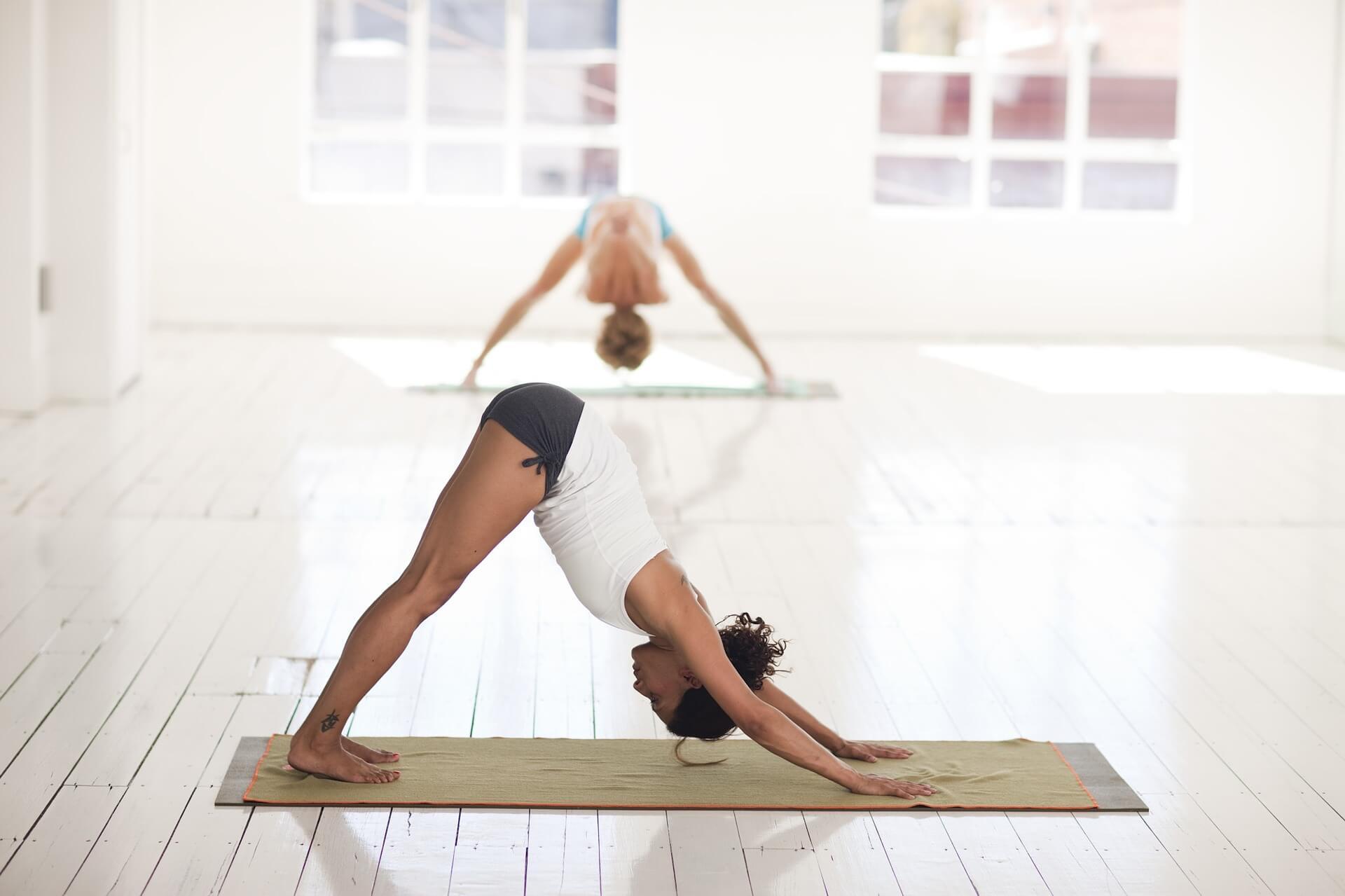 Yoga voor de benen