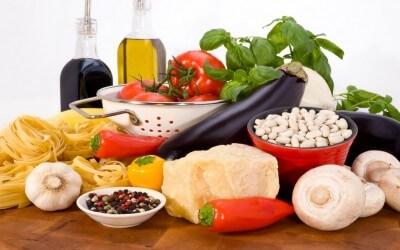 De Italiaanse keuken