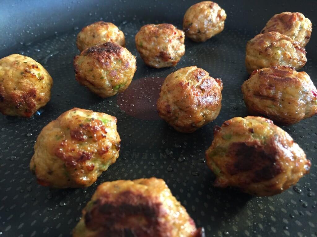 Vleesvervanger getest: Groenteballetjes Vivera