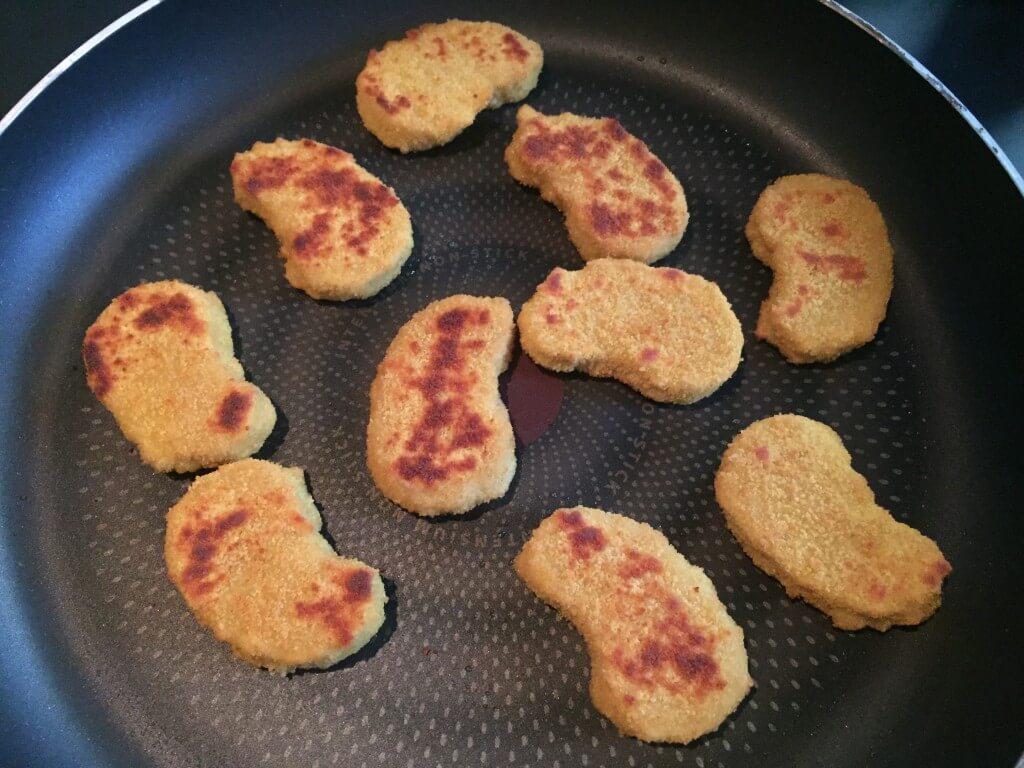 Vleesvervanger getest: Nuggets Vivera
