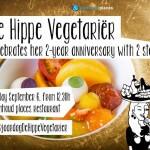 Uitnodiging: Verjaardag De Hippe Vegetariër in &samhoud places**