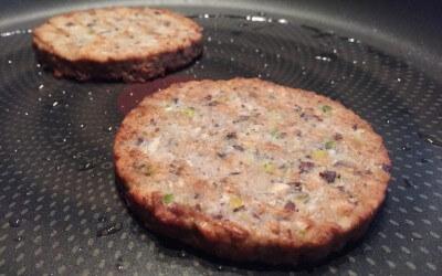 Vleesvervanger getest: notenburger GoodBite