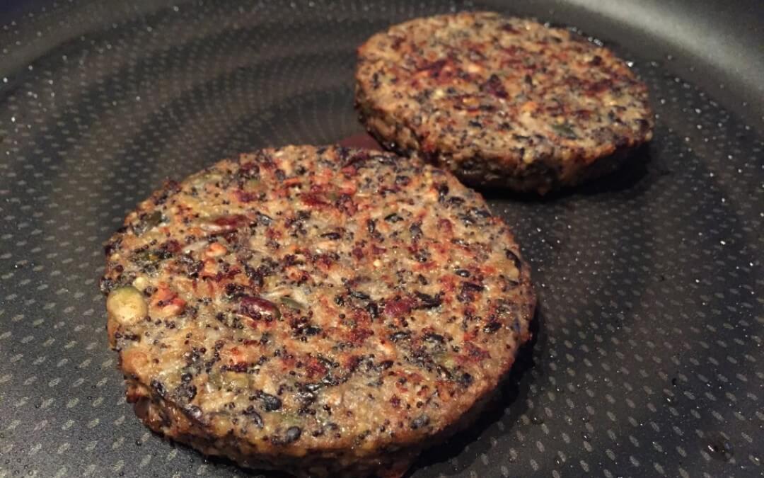 Vleesvervanger getest: zadenburger GoodBite