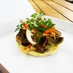 Vega recept van Ron Gastrobar