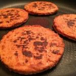 Vleesvervanger getest: lupine burger Vivera