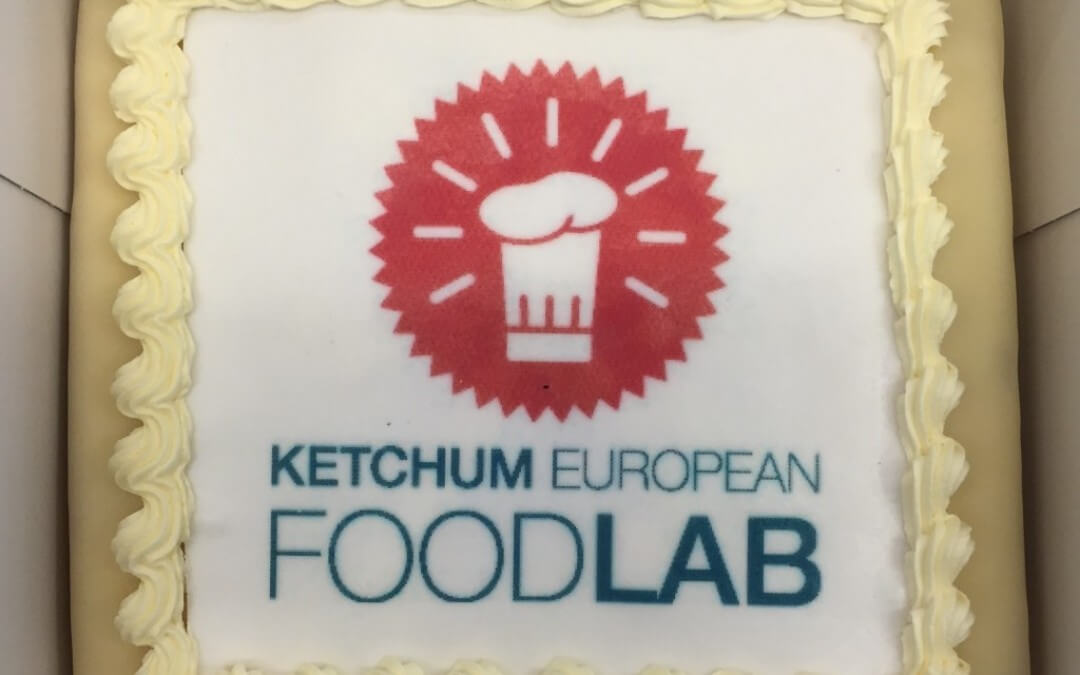 Food Lab 2015: startup competitie