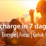 Recharge-week: 25 tm 31 januari