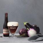 Bier & Spijs: Auberginebootjes