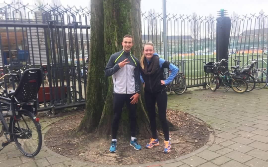 Marathon: de eerste trainingen