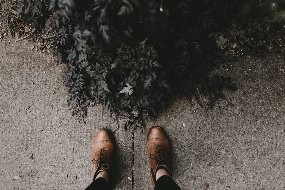 Vegetarisch dilemma: kleding en schoeisel