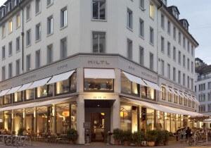 Restaurant HILTL Zurich