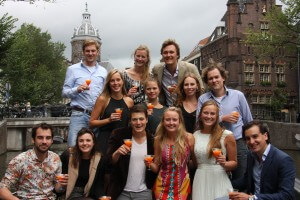 Launchparty DHV