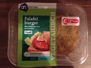 Falafel Burger AH