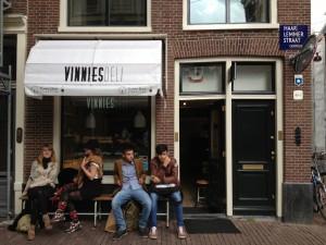 Restaurants - Vinnies Deli