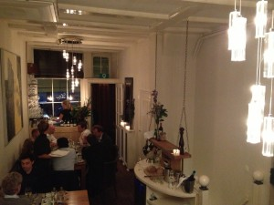 Restaurant Lastage Amsterdam
