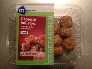 Tivall groenteballetjes