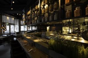 Restaurant AURA Zurich