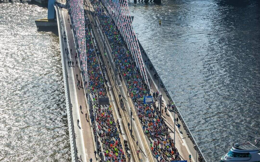 Marathon: de grote dag