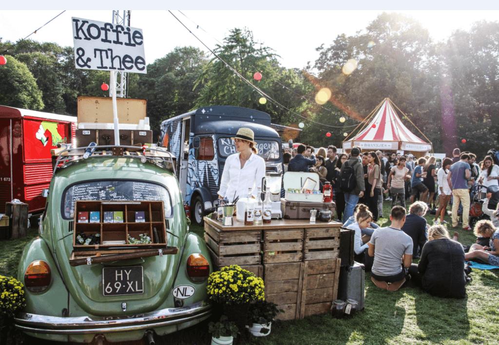 Food Festivals: zomer 2016
