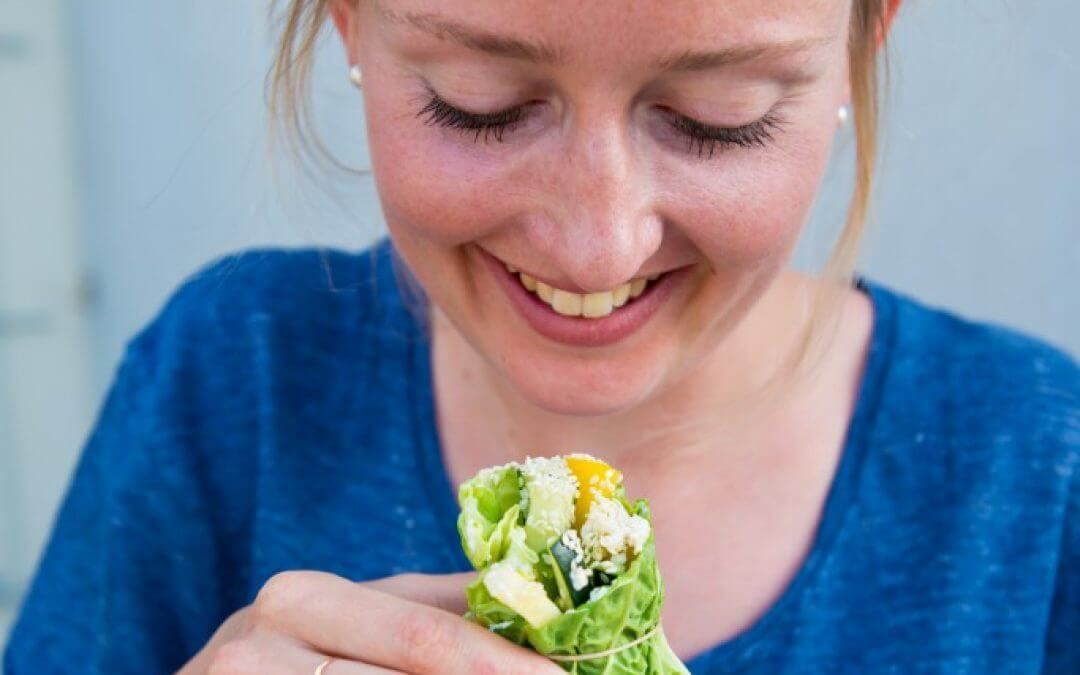 Veggie Wrap Bar in De Foodhallen