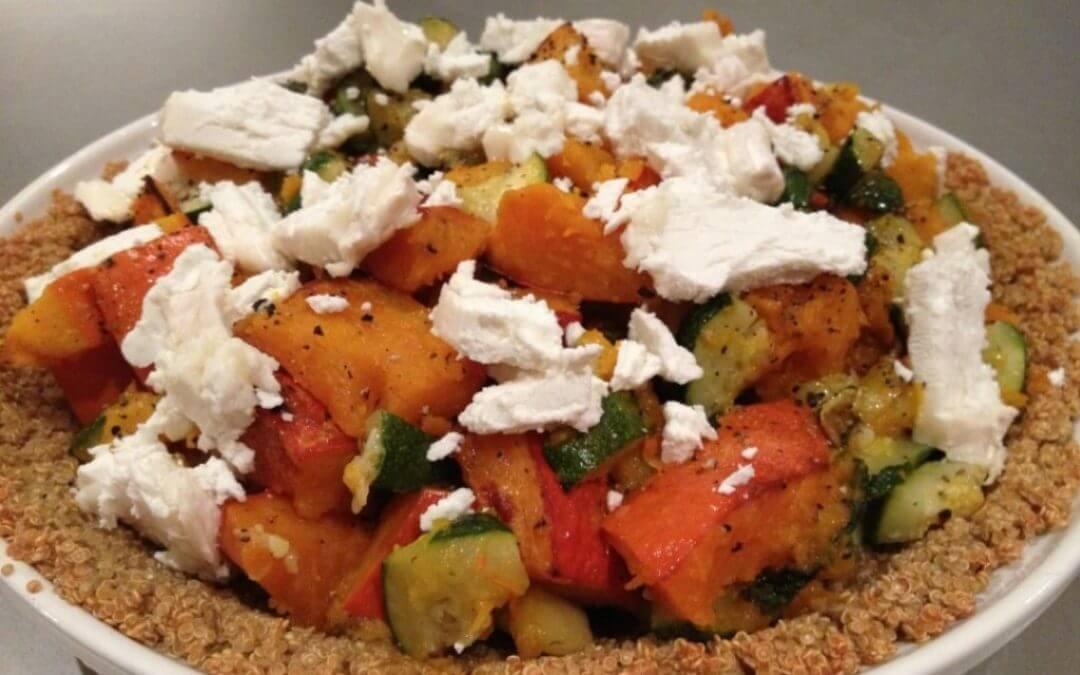 Top 5: Vegetarische recepten met quinoa