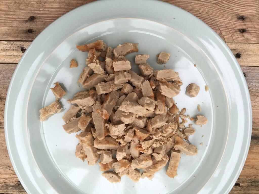Getest: vegetarische wokreepjes van Vivera