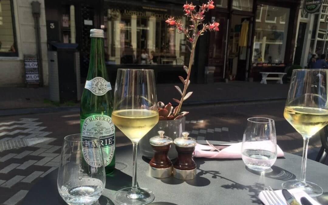 Restaurant Jansz in Amsterdam: romantisch in de 9 straatjes