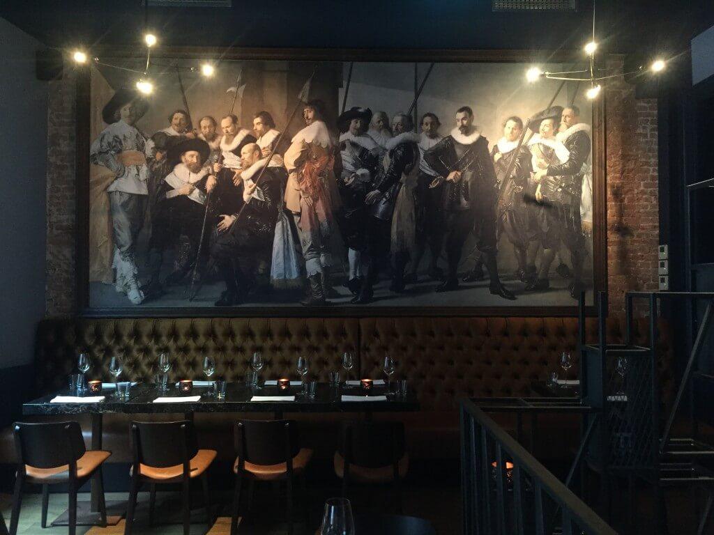 Restaurant Luitenant Cornelis: Hollandse keuken 2.0