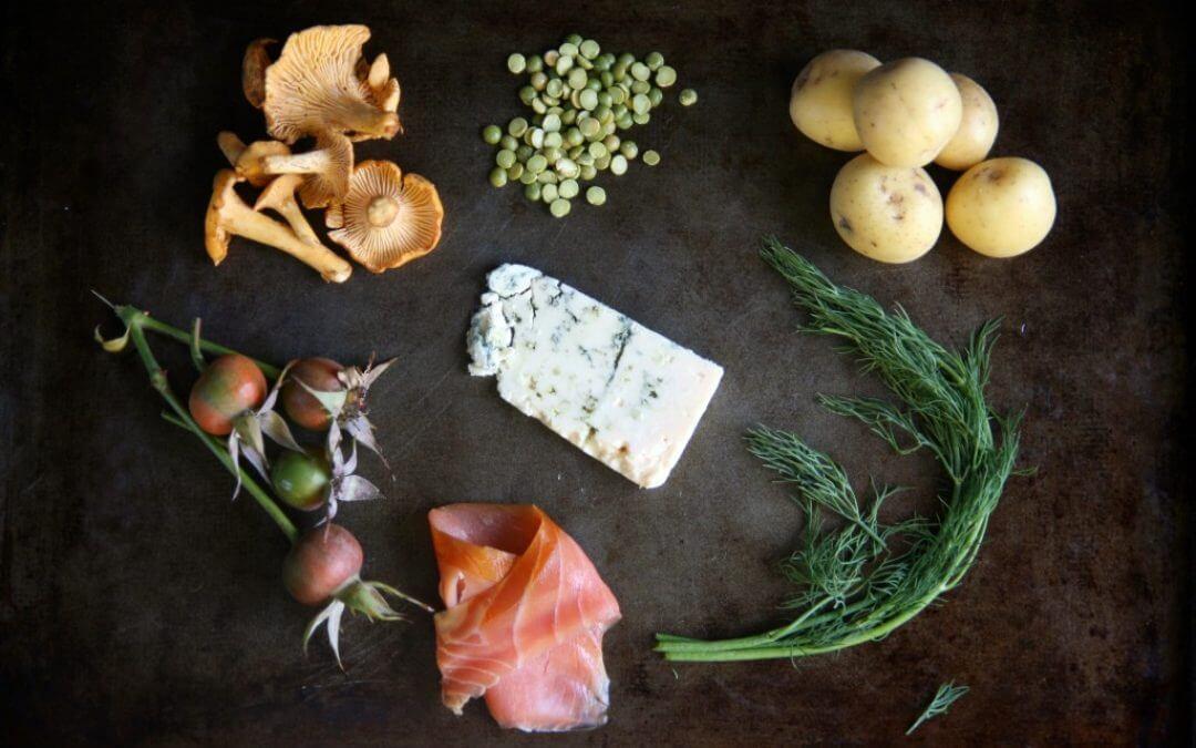 Meer Zweedse Inspiratie : Typisch zweedse kookgewoonten