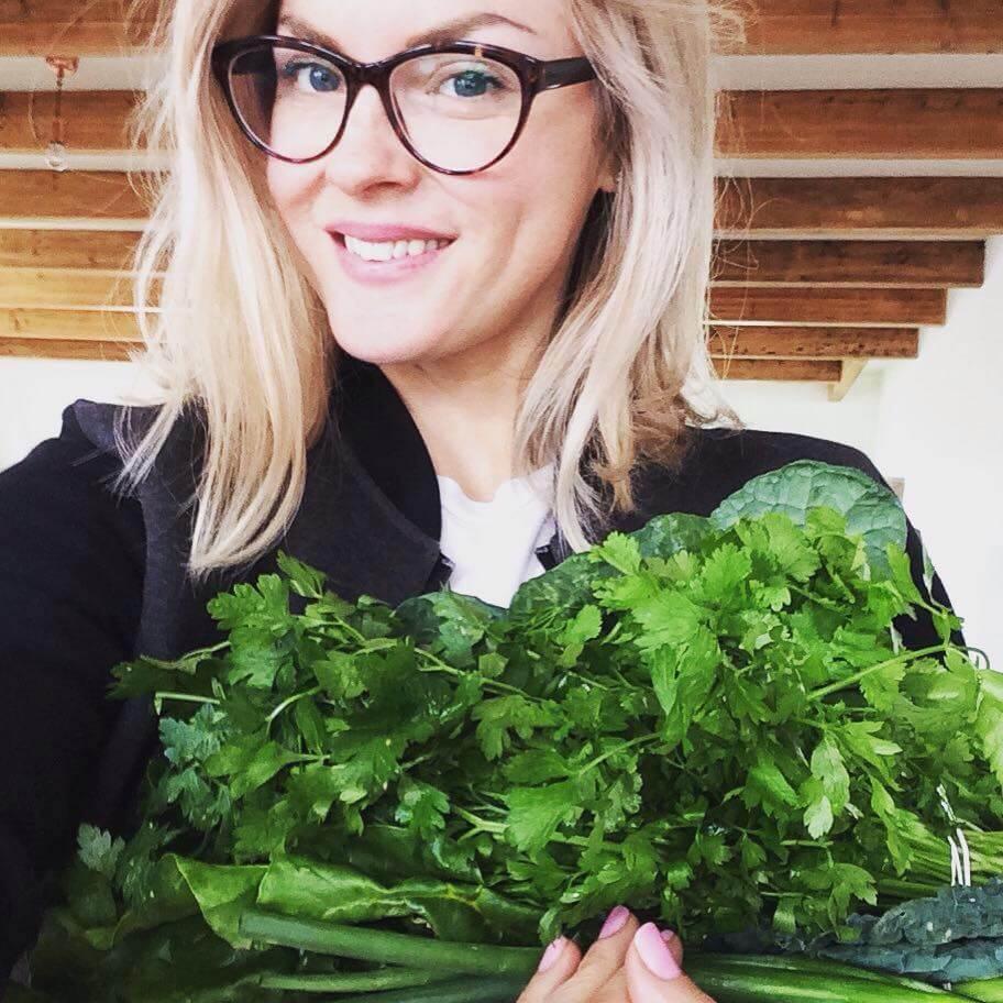 Inspirerende foodie: Hilary Metcalfe