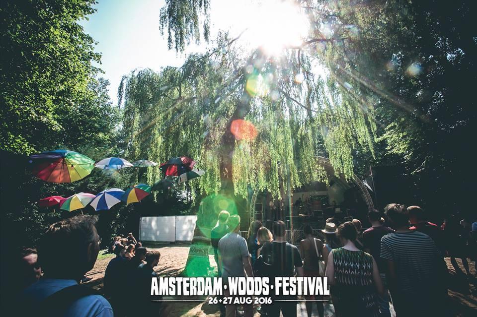Amsterdam Woods Festival: 26 en 27 augustus