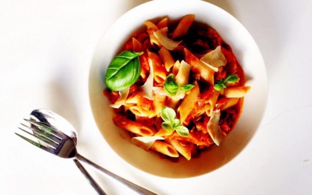 Top 5: Vegan diner recepten