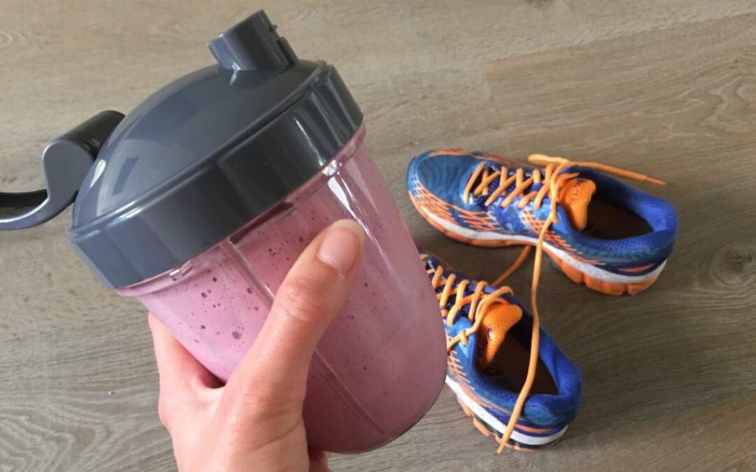 3 ready to workout shakes