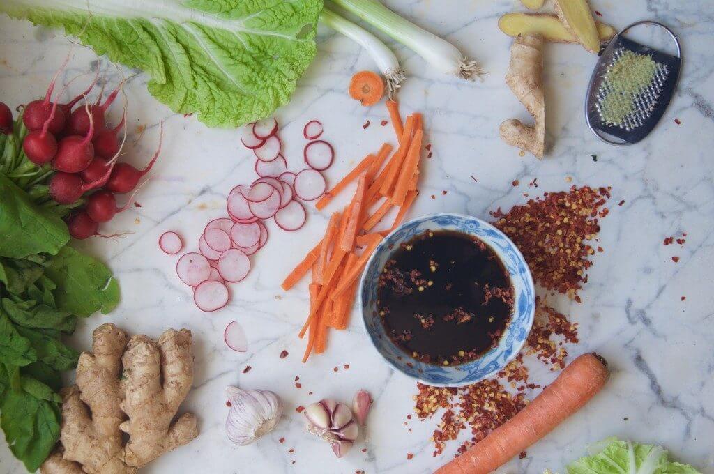 Kimchi Ingredients1