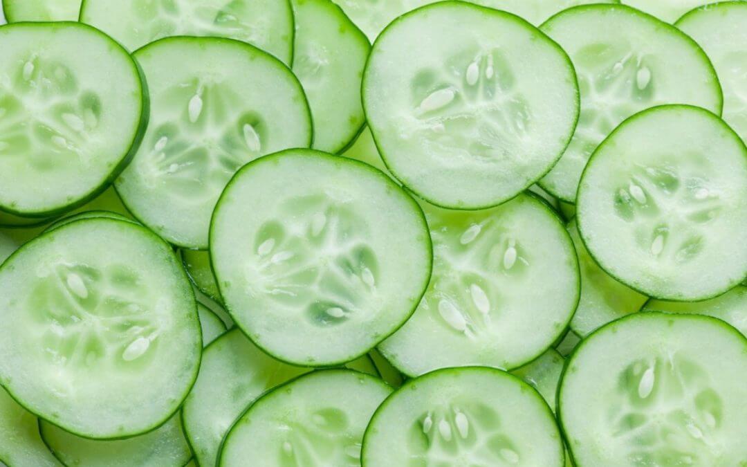 Komkommers: om verliefd op te worden
