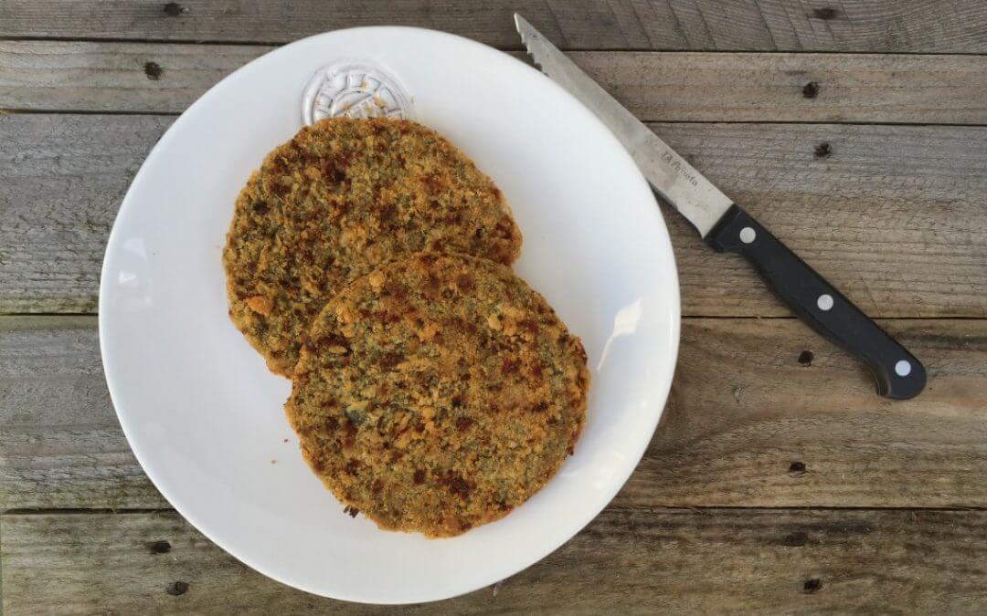 Vleesvervanger getest: vegetarische linzenburger van GoodBite