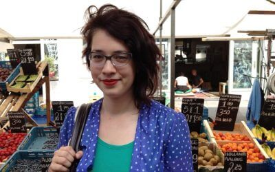 Straatinterview: Rianne over vegetarisch eten