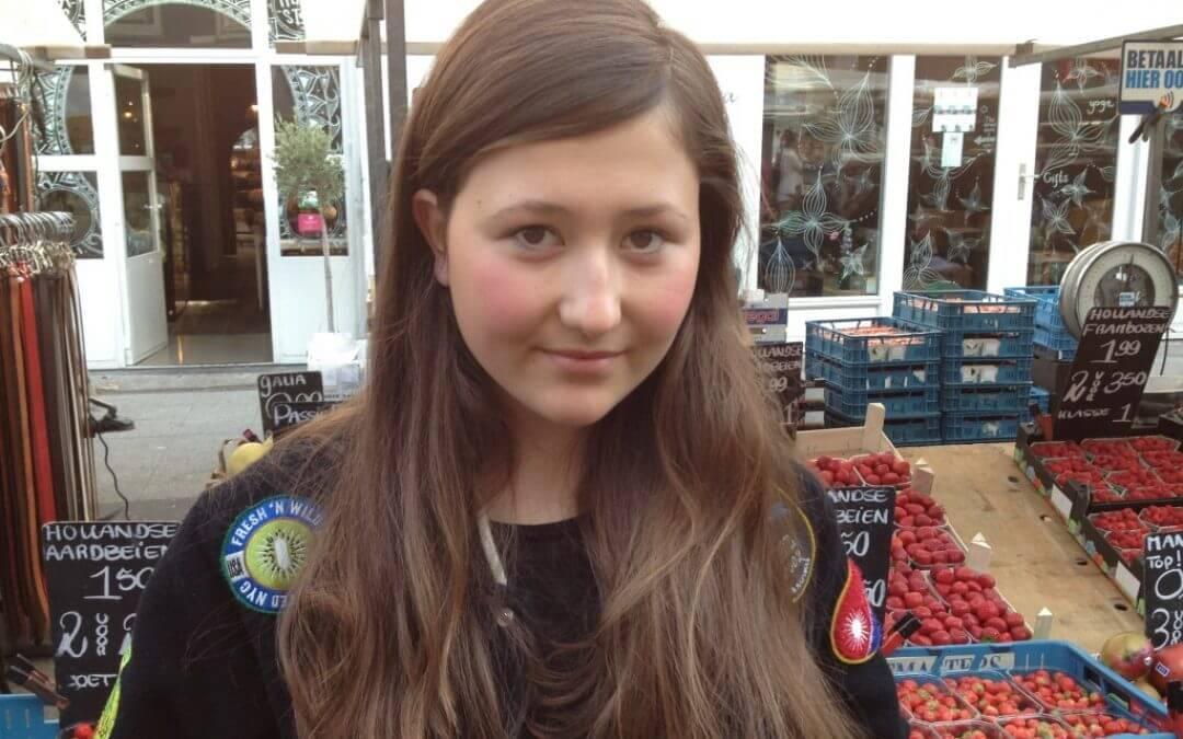 Straatinterview: Leila over veganistisch eten