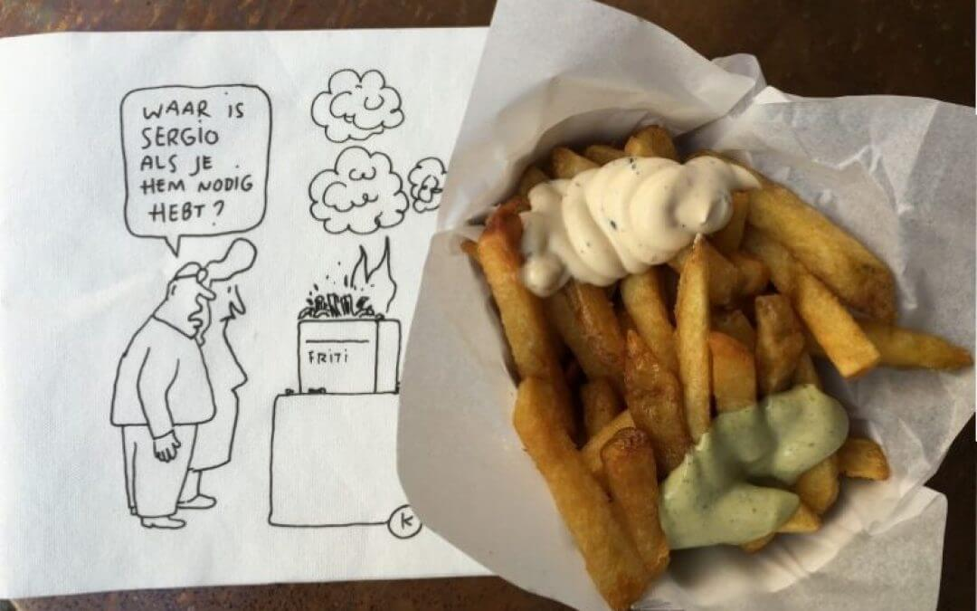 Frites Atelier Amsterdam: frites op sterrenniveau