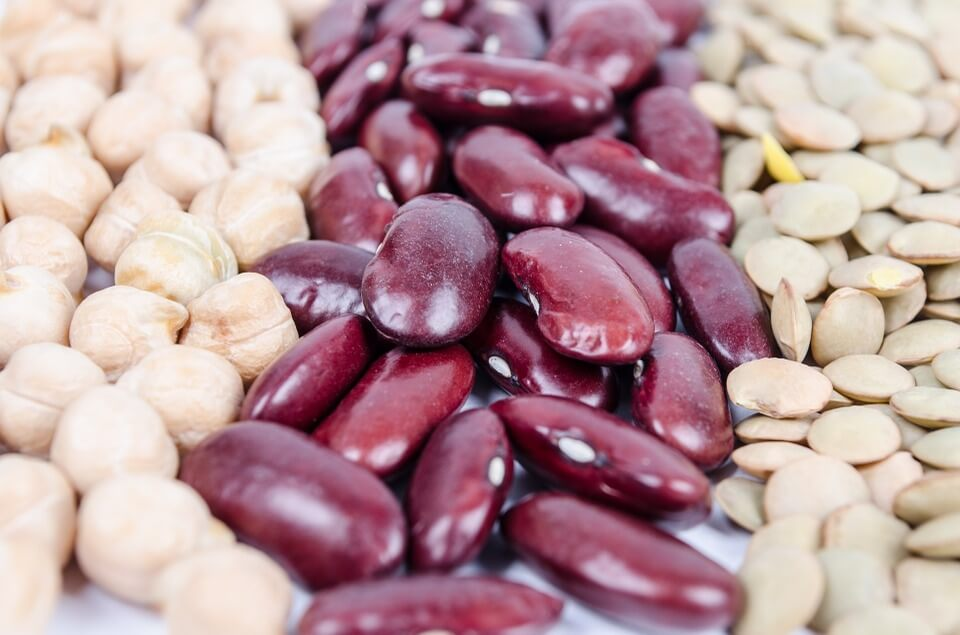 Peulvruchten: verschillende soorten op een rijtje