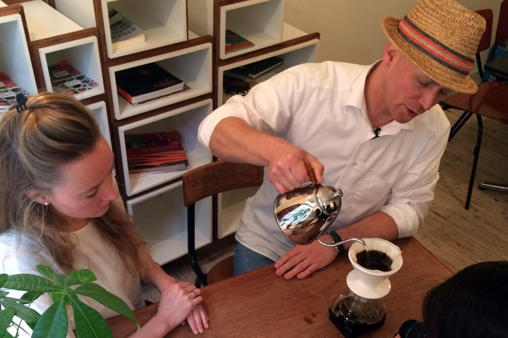Tutorial: hoe maak je slowkoffie?