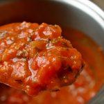 Hoe maak je zelf tomatensaus?