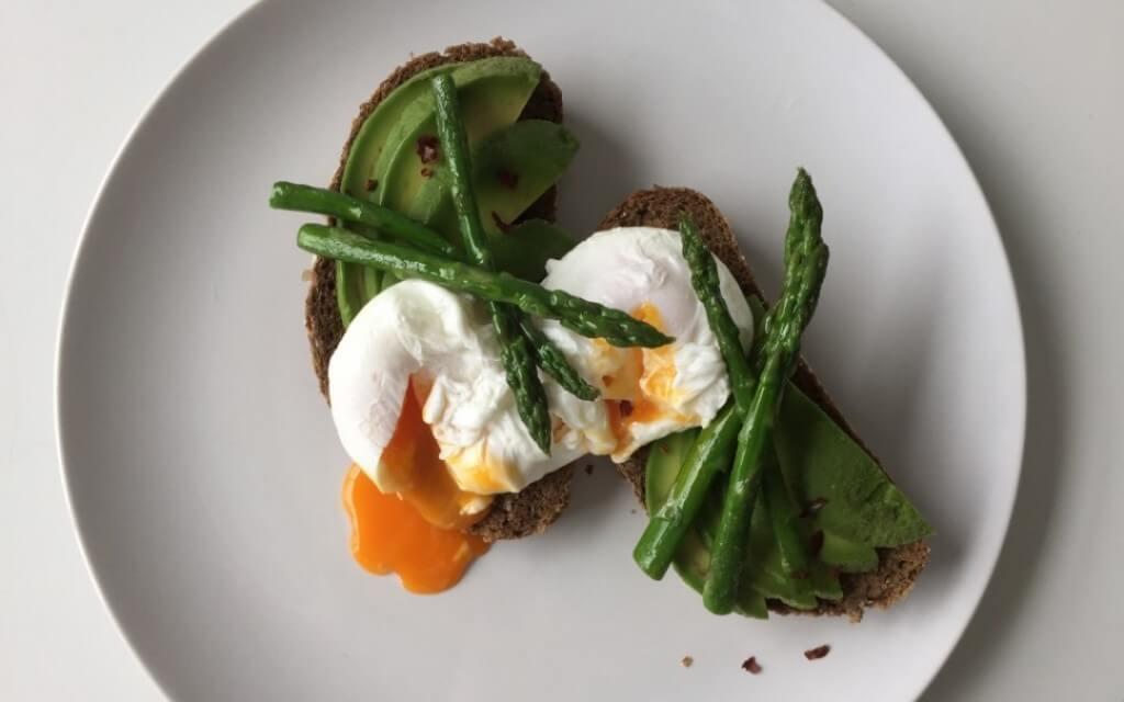 Top 5: recepten met asperges