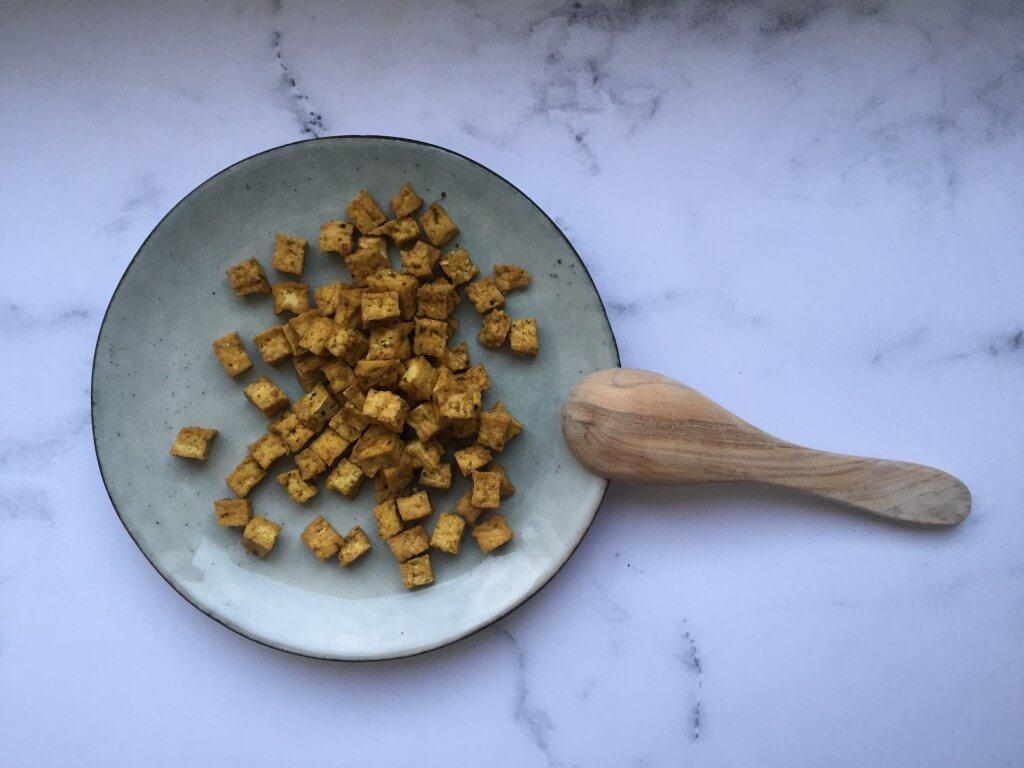 Getest: vegan tofu à la minute van SoFine